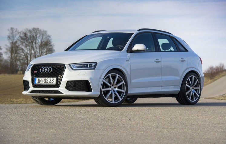 Audi RS Q3 I crossover