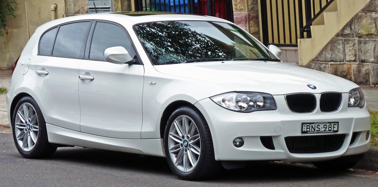 BMW 1 I (E81:87) hatchback