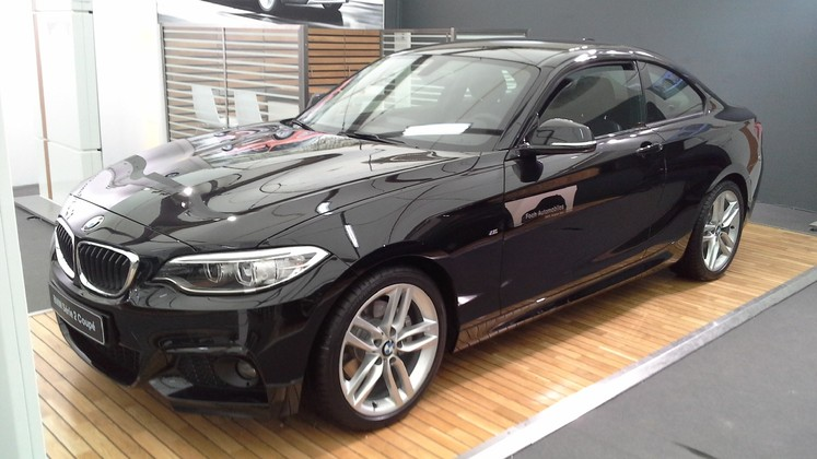 BMW 2 F22 Coupe