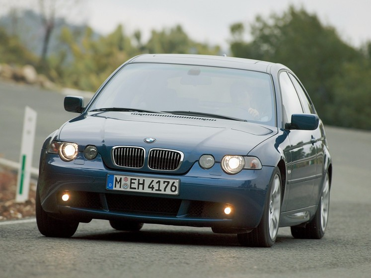 BMW 3 E46 hatchback