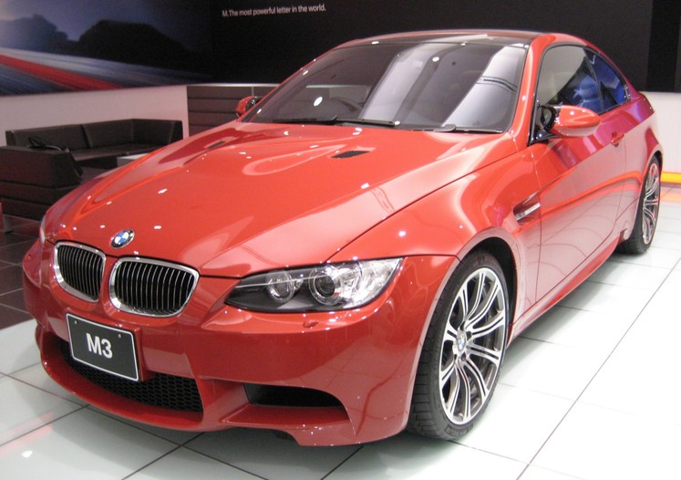 BMW M3 E90:92:93 Coupe