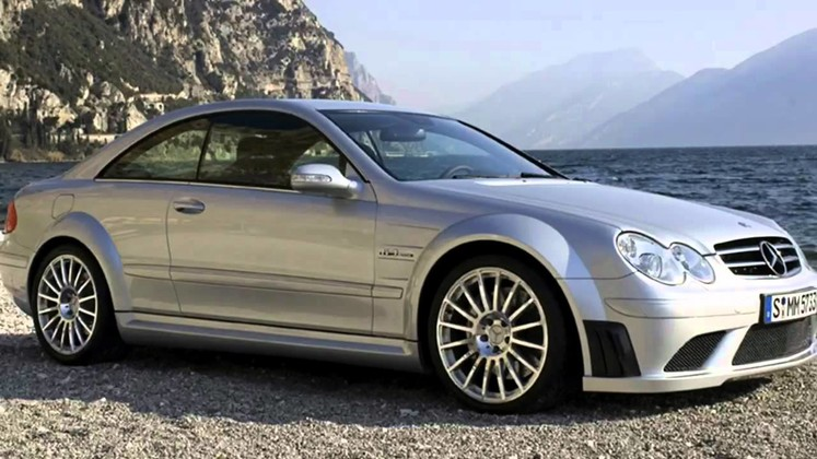 Mercedes-Benz CLK W209