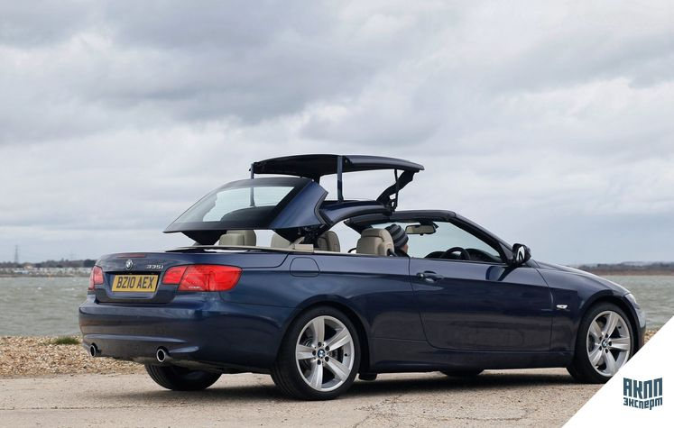 ремонт акпп бмв е93 Bmw 3er Cabrio E93 в москве отзывы и цены