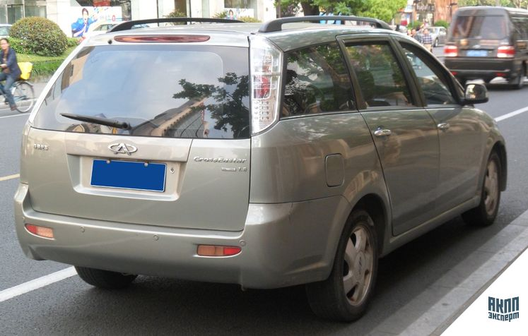 Chery Cross Eastar I