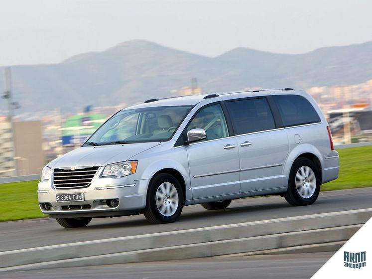 Chrysler Grand Voyager I микроавтобус