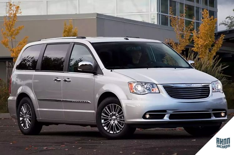 Chrysler Town Country II минивэн