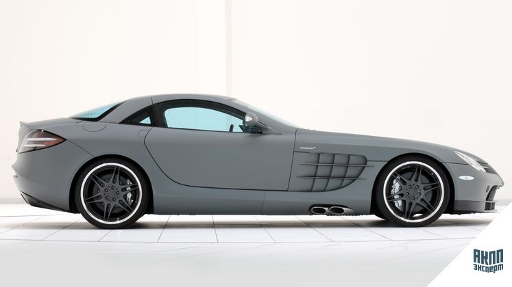 Ремонт АКПП Mercedes-Benz SLR McLaren (C199) Coupe